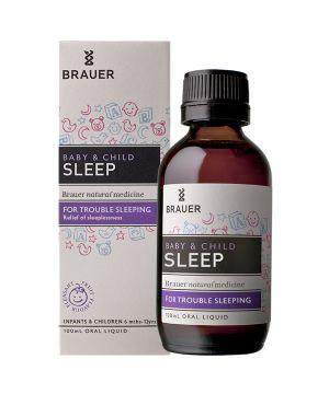 Baby & Child Sleep 100ml Brauer